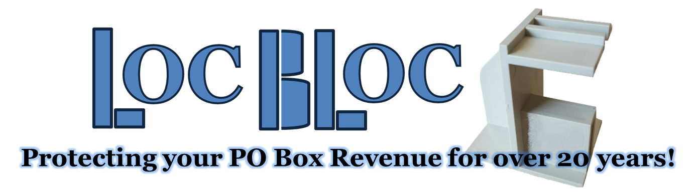 Protecting your P.O. Box Revenue for over twenty years!